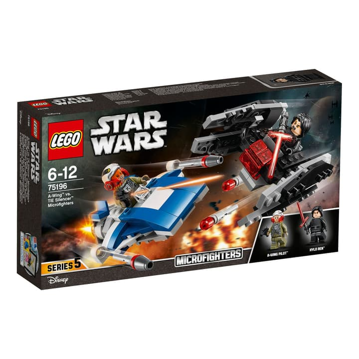 Lego Star Wars 75196 2-Pack Aero&Victor 748866300000 Photo no. 1
