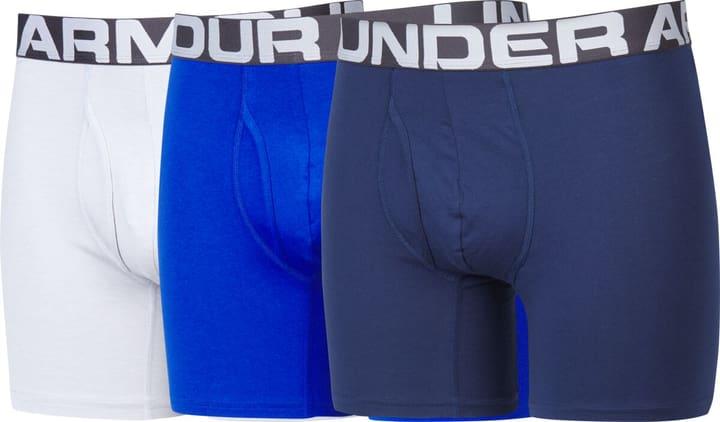 Boxer Shorts Herren-Boxershorts 3er Pack Under Armour 497184000440 Grösse M Farbe blau Bild-Nr. 1