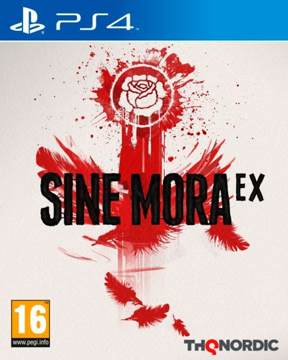 PS4 - Sine Mora Box 785300122618 Photo no. 1