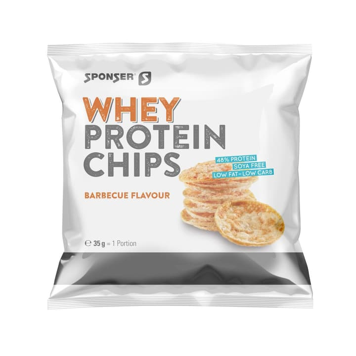 Whey Protein Chips Sponser 463027212000 Goût Barbeque Photo no. 1
