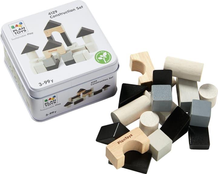 MINI Blocco per costruzione Plan Toys 404732100000 N. figura 1