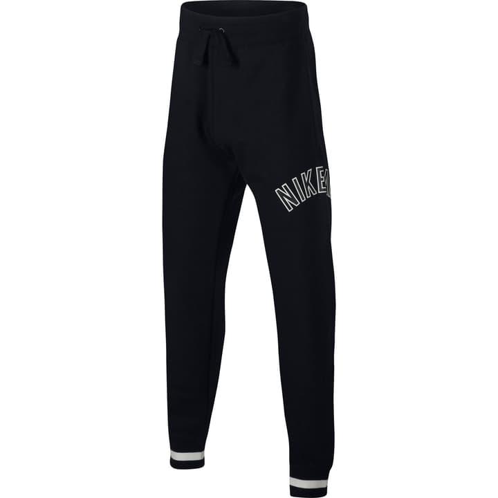 Air Hose Pantalon de loisirs pour fille Nike 466912215220 Couleur noir Taille 152 Photo no. 1