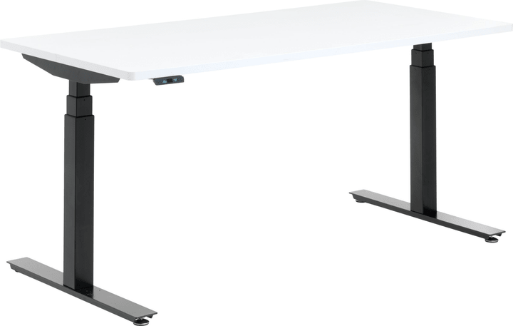 FLEXCUBE Bureau 401837300000 Dimensions L: 180.0 cm x P: 80.0 cm x H: 75.0 cm Couleur Blanc Photo no. 1