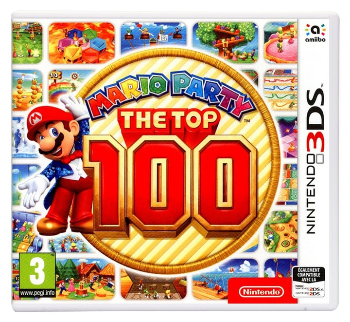 Mario Party: The Top 100 [3DS] (F) Box 785300131224 Bild Nr. 1