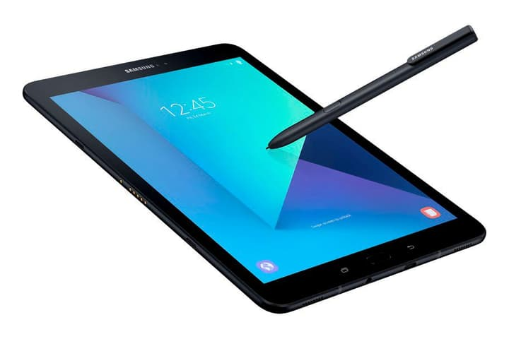 Galaxy Tab S3 T825, 32GB, WiFi + LTE, nero Tablet Samsung 785300123006 N. figura 1