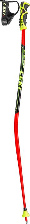 Worldcup Lite GS Bastoncino da sci da adulto Leki 493929109030 Colore rosso Lunghezza 90 N. figura 1