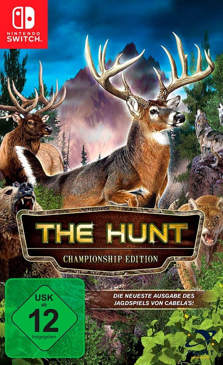 NSW - Cabela's The Hunt (D) Box 785300138620 N. figura 1