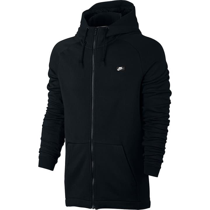 Sportswear Modern Hoodie Veste à capuche pour homme Nike 462379700620 Couleur noir Taille XL Photo no. 1