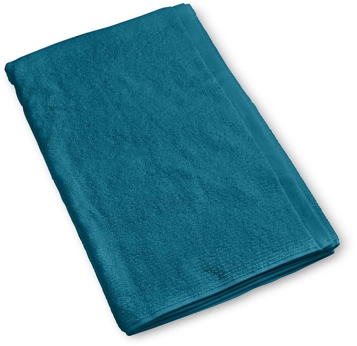 EVITA Asciugamano da bagno 450861120640 Colore Blu Dimensioni L: 100.0 cm x A: 150.0 cm N. figura 1