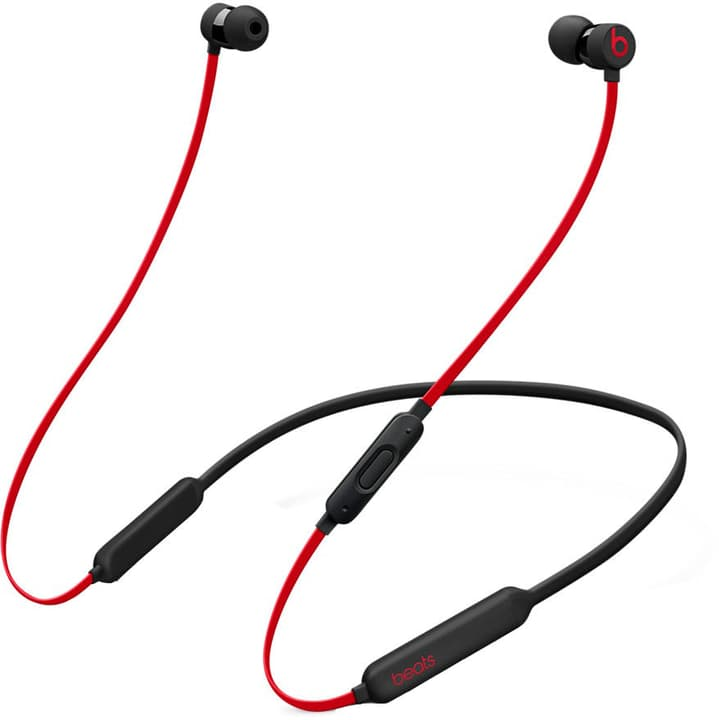 X, Defiant Black-Red casque In-Ear Beats By Dr. Dre 785300136818 Photo no. 1