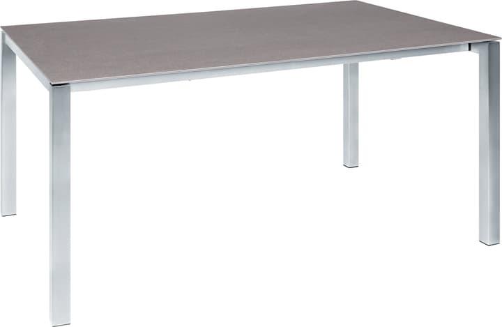 KANO céramique Table à rallonge 753185600082 Couleur Basalt Taille L: 150.0 cm x L: 95.0 cm x H: 74.0 cm Photo no. 1