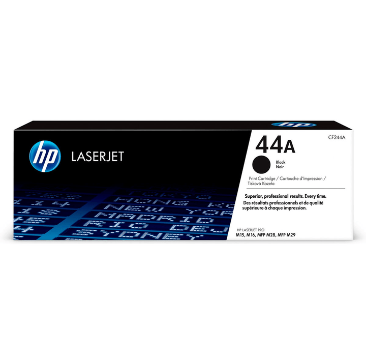 HP Toner CF44A noir HP 798551300000 Photo no. 1