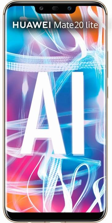 Mate 20 Lite Dual SIM 64GB Platinum Gold Smartphone Huawei 785300138847 Bild Nr. 1