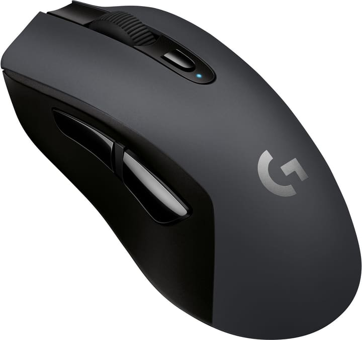 G603 Lightspeed Wireless Gaming Mouse Souris Gaming Logitech G 785300131314 Photo no. 1