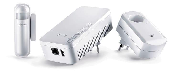 Home Control Starter Pack con spina Svizzera Dispositivo multifunzione devolo 798205500000 N. figura 1