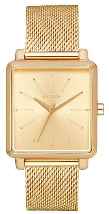 K Squared Milanese All Gold 32 x 30 mm Orologio da polso Nixon 785300137023 N. figura 1