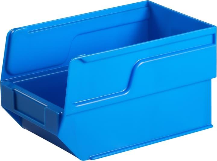 SILAFIX Sichtlagerkasten utz 603326100000 Farbe Blau Grösse L: 230.0 mm x B: 147.0 mm x H: 132.0 mm Bild Nr. 1