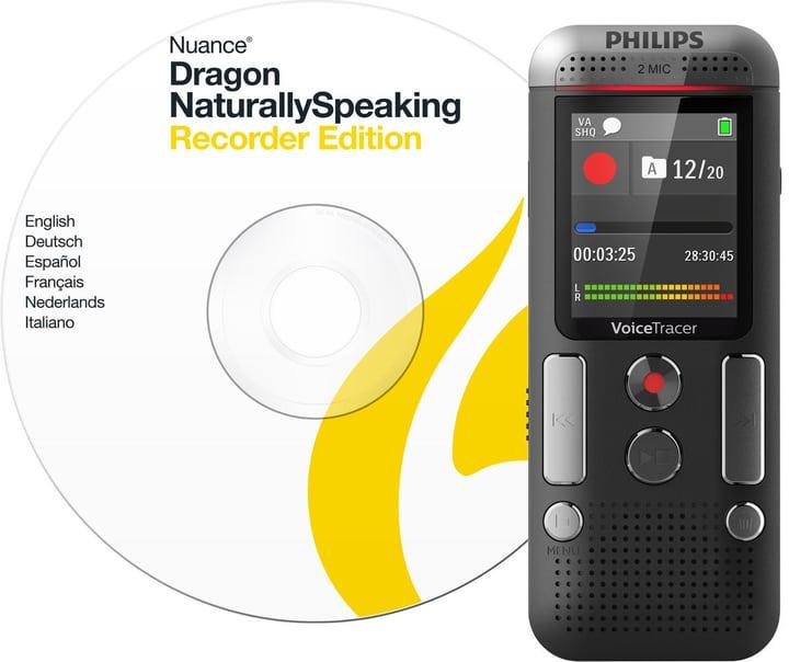 DVT2710 Voice Tracer Registratore digitale Philips 785300132561 N. figura 1