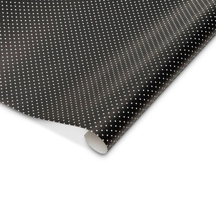 LULU Geschenkpapier 70x300 cm 386153300000 Farbe Schwarz diverse Muster Grösse B: 300.0 cm x T: 70.0 cm Bild Nr. 1