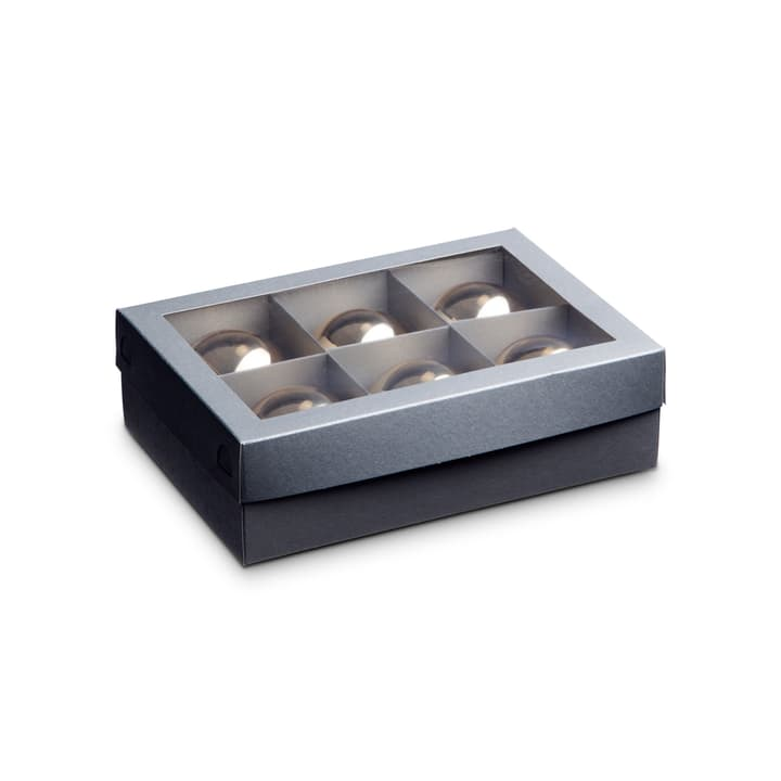 GIFTBOX 6 pièce boules 390155700000 Photo no. 1