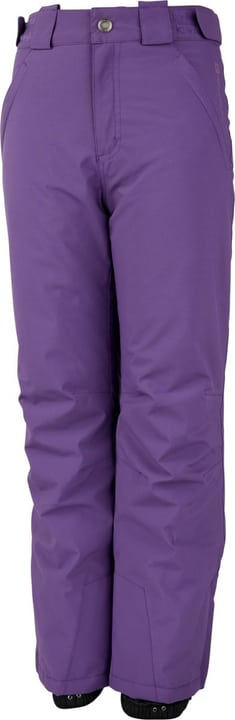 Pantalon de snowboard pour fille Trevolution 466927912249 Couleur violet foncé Taille 122 Photo no. 1