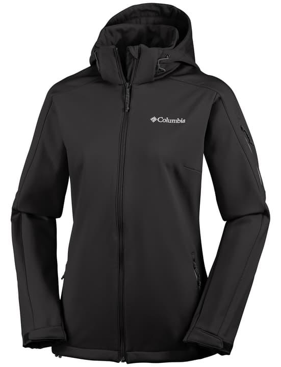 W Cascade Ridge™ Jacket Giacca softshell da donna Columbia 462711200320 Colore nero Taglie S N. figura 1