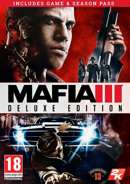 PC - Mafia III Deluxe Edition Numérique (ESD) 785300133560 Photo no. 1