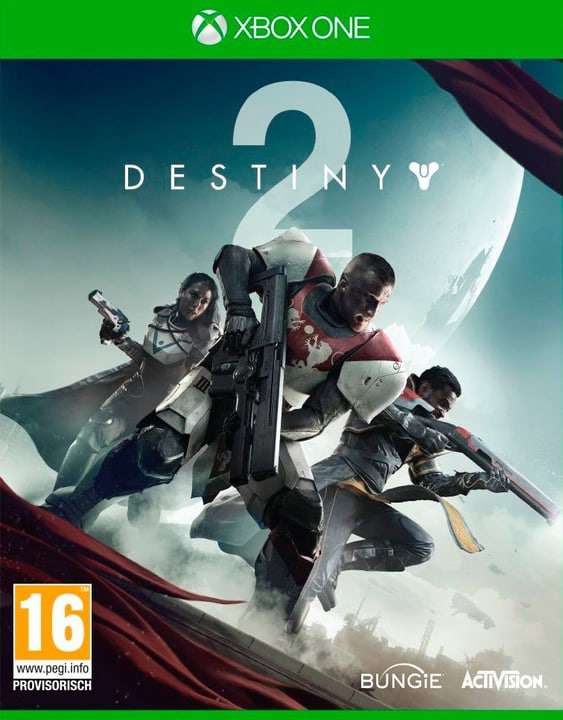 Xbox One - Destiny 2 Box 785300122312 Photo no. 1