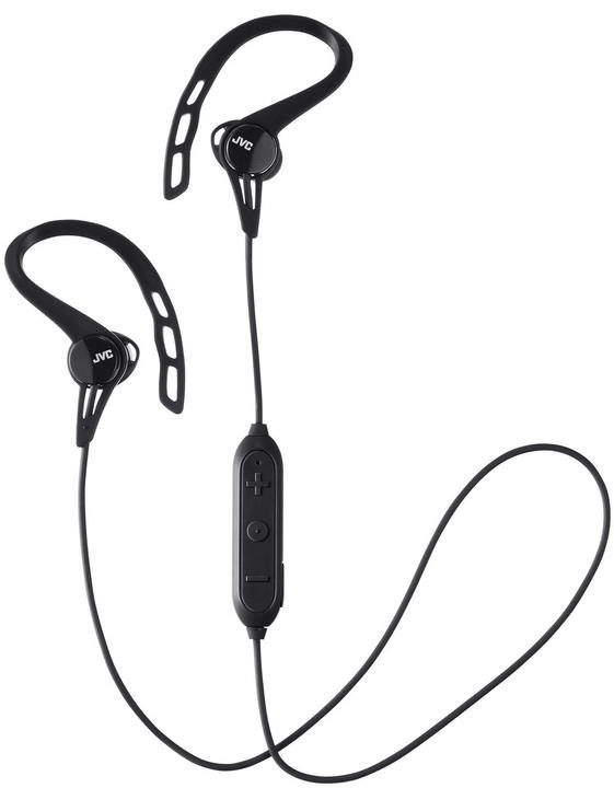 HA-EC20BT-A - Nero Cuffie In-Ear JVC 785300141747 N. figura 1