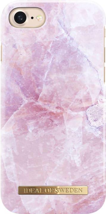 Back Cover Pilion Pink Marble Custodia iDeal of Sweden 798603600000 N. figura 1