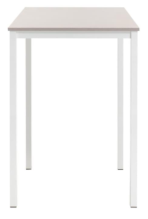 ALEXIS Tavolo bar 402243300000 Dimensioni L: 80.0 cm x P: 80.0 cm x A: 110.0 cm Colore Effetto cemento N. figura 1