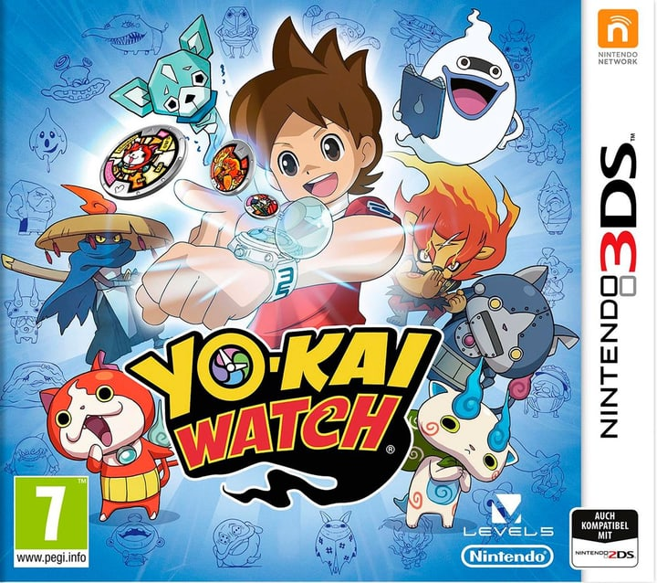 3DS - Yo-Kai Watch 785300120920 N. figura 1