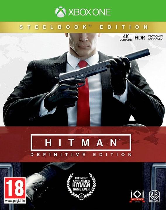Xbox One - Hitman - Definitive Edition Steelbook Edition (D/F) Physisch (Box) 785300134749 Bild Nr. 1