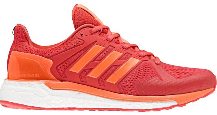 Supernova ST Chaussures de course pour femme Adidas 463208037030 Couleur rouge Taille 37 Photo no. 1