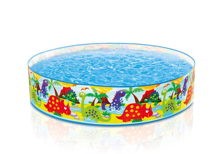 Happy Animals Clearview Snapset Pool Piscine Intex 491073000000 Photo no. 1