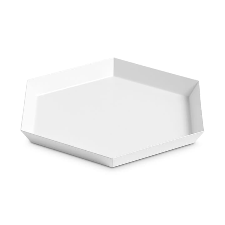 KALAIDO S Vassoio HAY 386293700000 Dimensioni P: 22.0 cm Colore Bianco N. figura 1