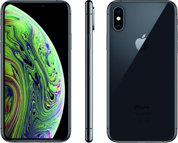 iPhone Xs 64GB Space Gray Smartphone Apple 794632100000 Bild Nr. 1