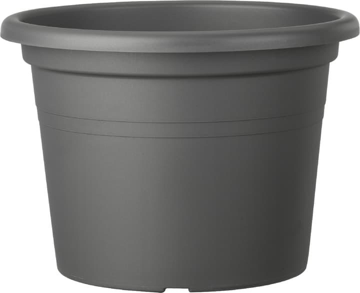 Pot à plante Geo Deroma 659483300000 Taille ø: 60.0 cm x H: 41.8 cm Couleur Anthracite Photo no. 1