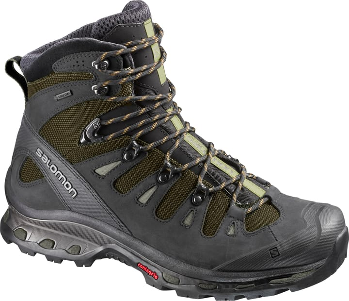 Quest 4D 2 GTX Herren-Trekkingschuh Salomon 497171342060 Farbe Grün Grösse 42 Bild-Nr. 1