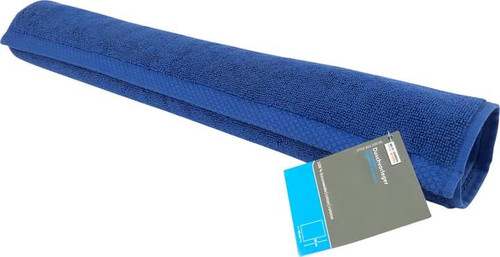 Tapin de bain 50x80 cm Do it + Garden 675286200005 Couleur Bleu Taille 50x80cm Photo no. 1