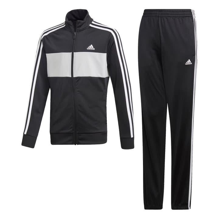 Tiberio Tracksuit Kinder-Trainer Adidas 466900212820 Farbe schwarz Grösse 128 Bild-Nr. 1