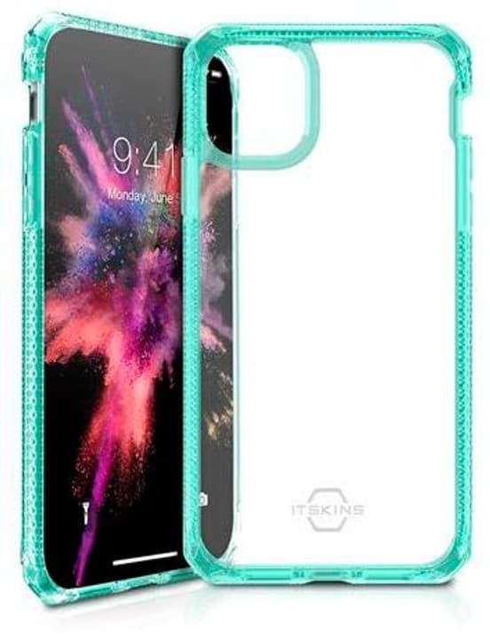 Hard Cover HYBRID CLEAR tiffany green transparent Coque ITSKINS 785300149432 Photo no. 1