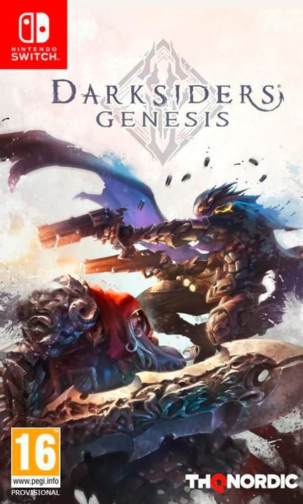 NSW - Darksiders Genesis D Box 785300146000 Photo no. 1