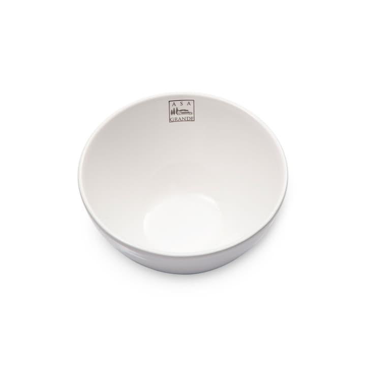 GRANDE Ciotola ASA 393000122679 Dimensioni L: 13.5 cm x P: 13.5 cm x A: 7.0 cm Colore Bianco N. figura 1