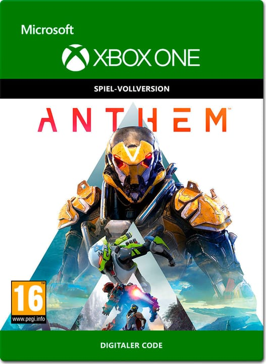 Xbox One - Anthem Download (ESD) 785300141685 N. figura 1