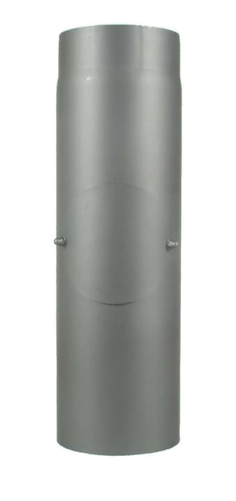 Rauchrohr 50 cm, mit Putzdeckel 678027700000 Bild Nr. 1