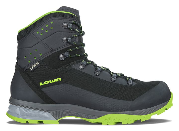 Irox Mid GTX Chaussures de trekking pour homme Lowa 499691339520 Couleur noir Taille 39.5 Photo no. 1