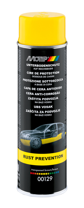 Protection de dessous de caisse à base de cire Protection contre la corrosion MOTIP 620839300000 Photo no. 1