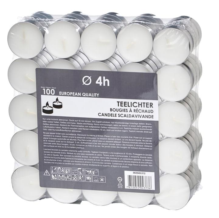 Teelichter 100 Stück Balthasar 656206500000 Bild Nr. 1