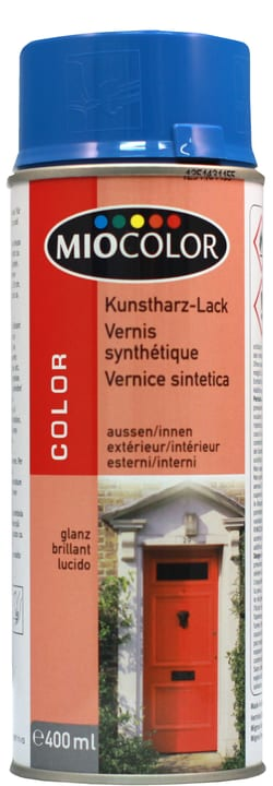 Vernice spray a base di resina sintetica Miocolor 660820500000 N. figura 1